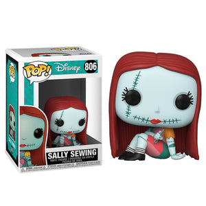 Pop! Disney Sally Sewing from The Nightmare Before Christmas