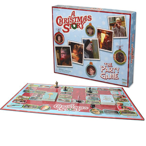 The Party Game from A Christmas Story