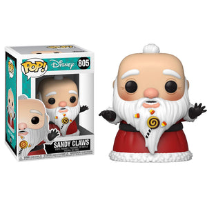 Pop! Vinyl Sandy Claws From The Nightmare Before Christmas