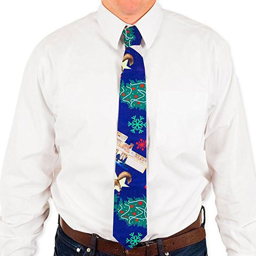 Griswoldacious Ugly Tie from Christmas Vacation