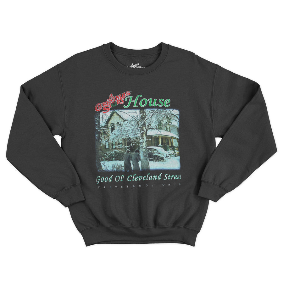 Good Ol' Cleveland Street Sweatshirt from A Christmas Story