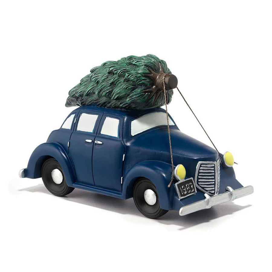 Bringing The Tree Home from Dept 56 A Christmas Story Village RETIRED