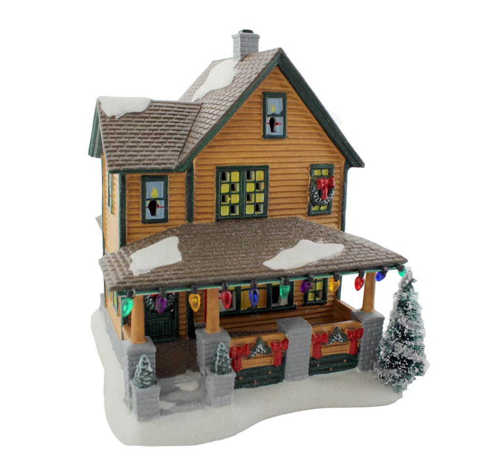 Pink Nightmare by Dept 56 A Christmas Story Village