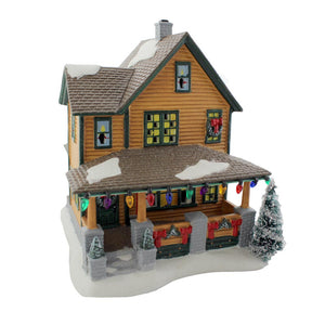Ralphie's House from Dept 56 A Christmas Story Village