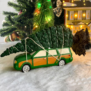 The Griswold Family Tree From Dept 56 Christmas Vacation Snow Village