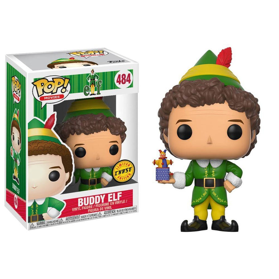 Pop! Vinyl Buddy Elf Chase Variant From Elf The Movie