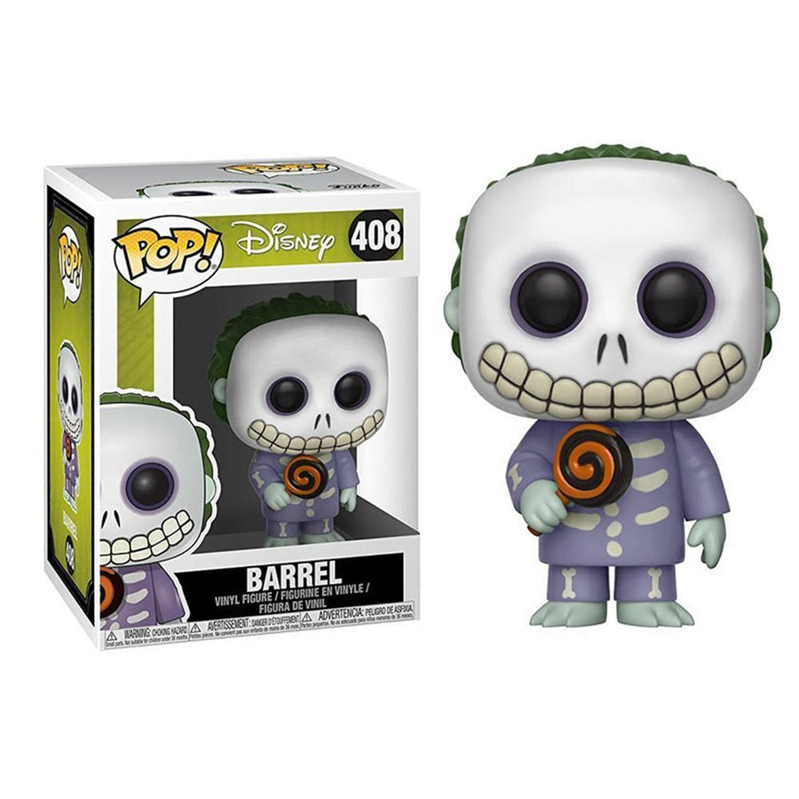 Pop! Disney Barrel from The Nightmare Before Christmas