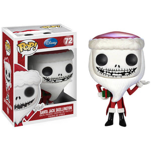 Pop! Vinyl Santa Jack from The Nightmare Before Christmas