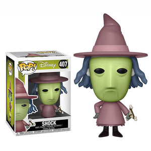 Pop! Disney Shock from The Nightmare Before Christmas