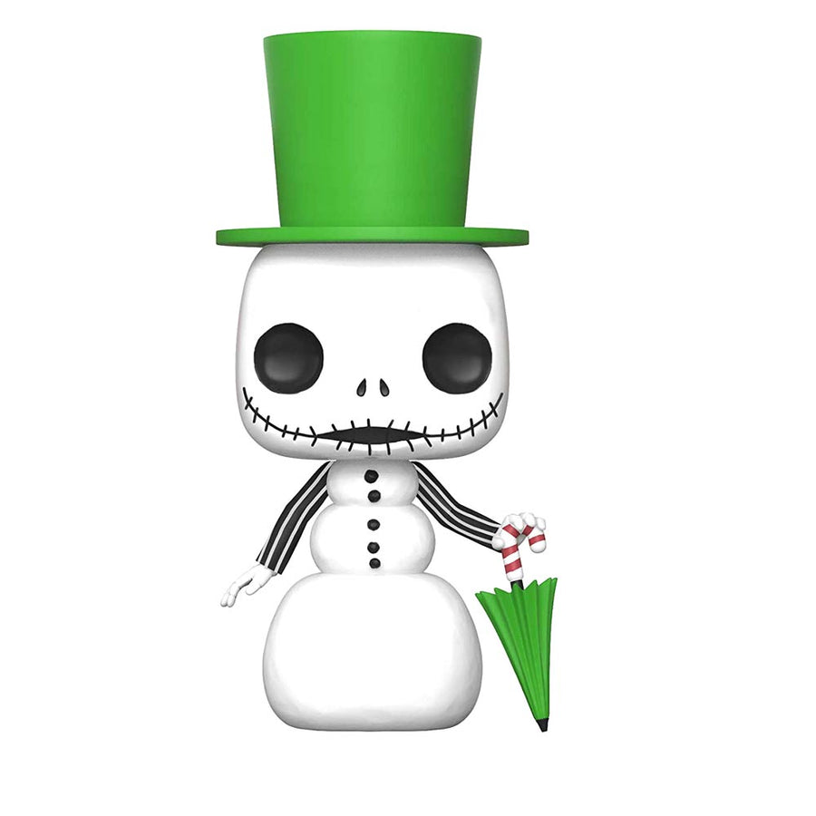 Pop! Vinyl Snowman Jack From The Nightmare Before Christmas