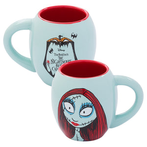 Sally 18oz Ceramic Oval Mug from Nightmare Before Christmas