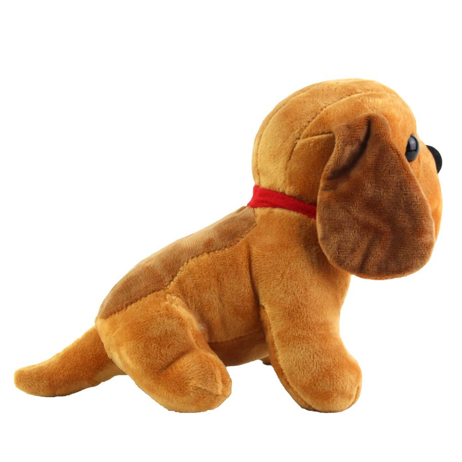 Bumpus Hound Plush Animal from A Christmas Story
