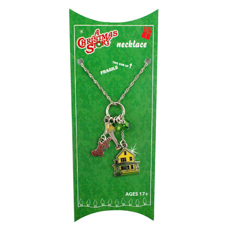 Charm Necklace from A Christmas Story
