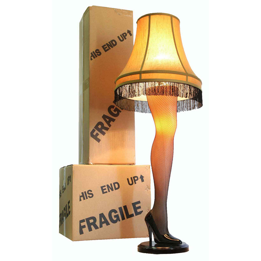 "A Christmas Story 45"" Full Size Leg Lamp"
