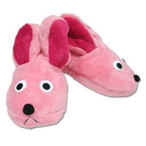 A Christmas Story Deluxe Bunny Slippers from Aunt Clara