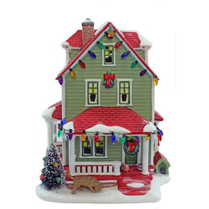 Bumpus House from Dept 56 A Christmas Story Village RETIRED