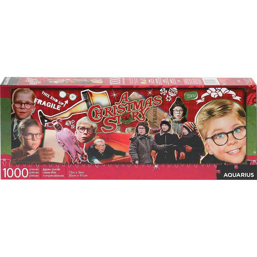 A Christmas Story Slim 1000pc Puzzle