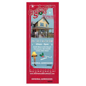 Adult Admission for A Christmas Story House & Museum