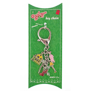 Charm Key Chain from A Christmas Story
