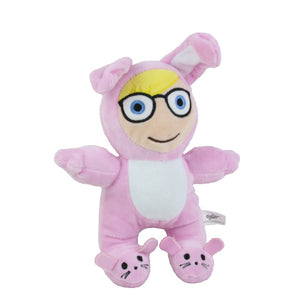 Pink Nightmare Plush From A Christmas Story