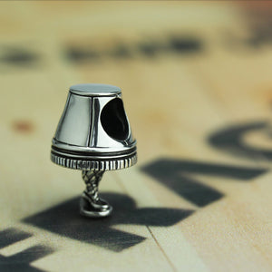 Leg Lamp Charm By Ohm Beads