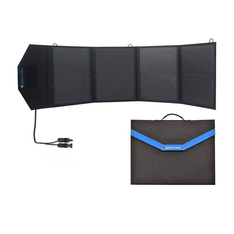 ACOPOWER 50W Foldable Solar Panel