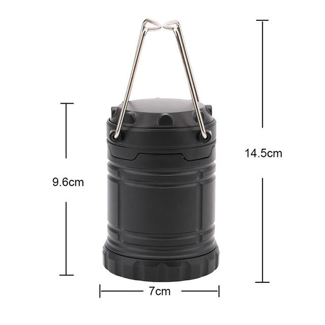 Portable Outdoor LED Lantern