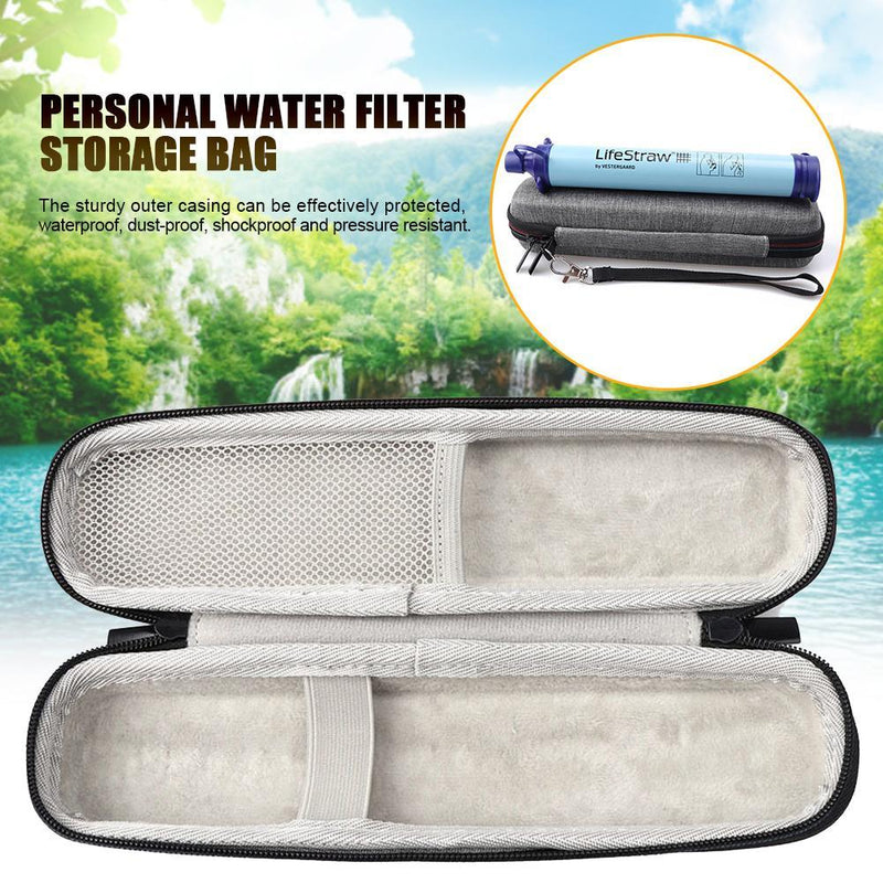 Personal Water Filter For Camping