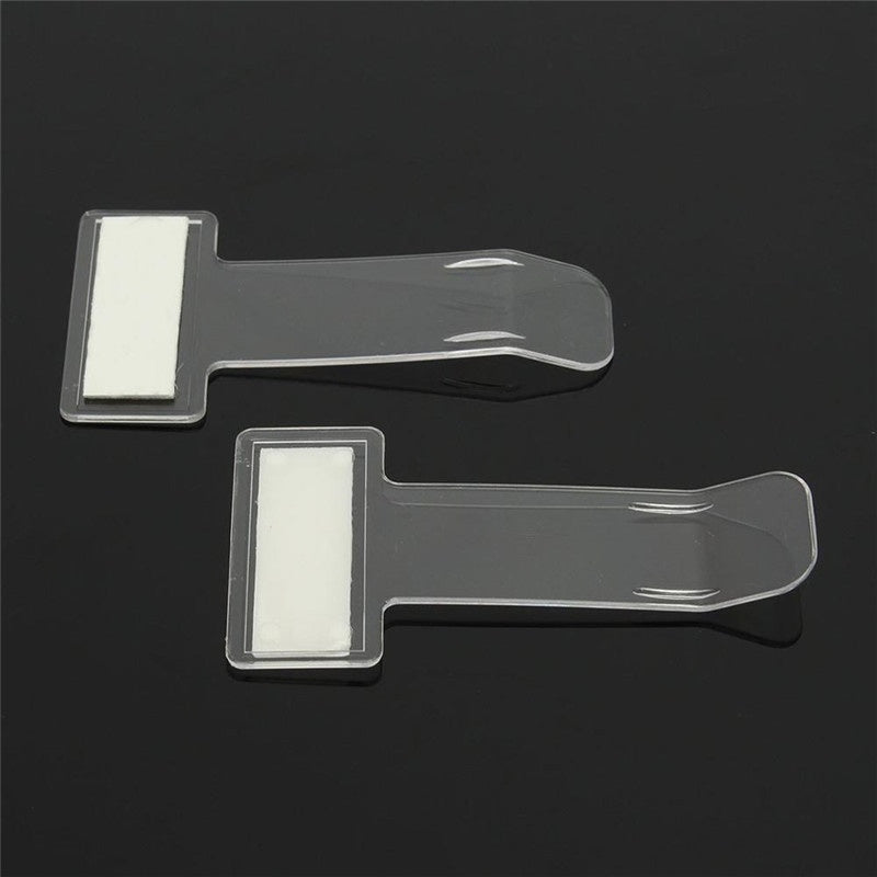 5PCS Car Windshield Parking Ticket Holder Clip