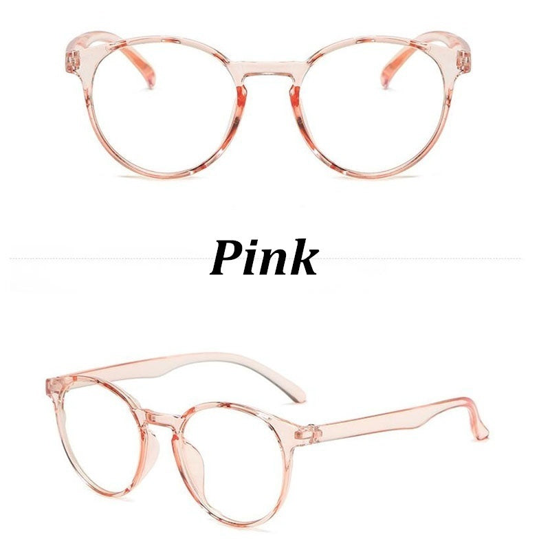 Anti-blue Ray Glasses Anti-fatigue Transparent Clear Lens Eyeglasses Frames Spectacles Eyewear Computer Glasses