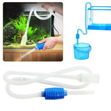 Water Changer Pump To Change Water for Fish Tank, Gravel Cleaner Cleaning Tools Sand Washer Filter,Water Hose