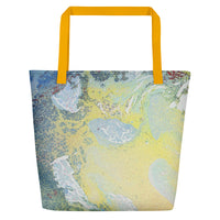 """Yellow"" Beach Bag"