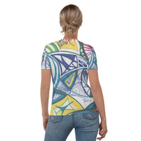 """Ocular Perspective"" Women's T-shirt"