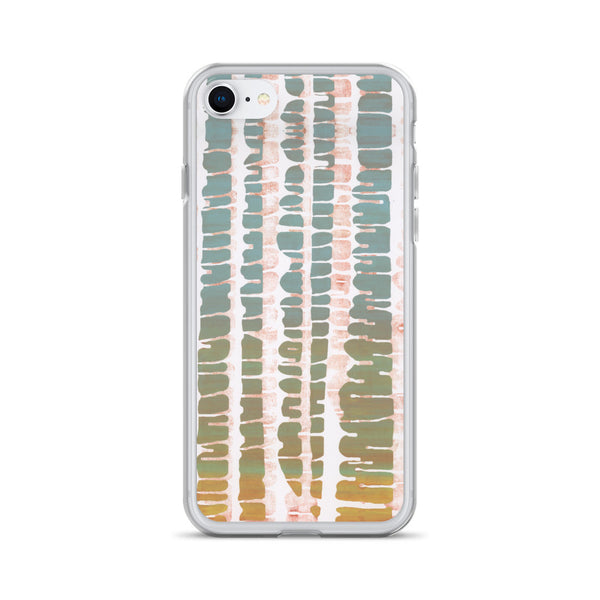"''Ribs One"" Liquid Glitter Phone Case"