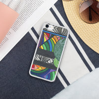 """3D"" Liquid Glitter Phone Case"