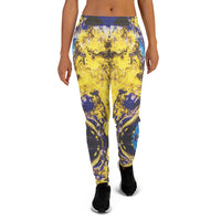 """Enlightenment"" Women's Joggers"