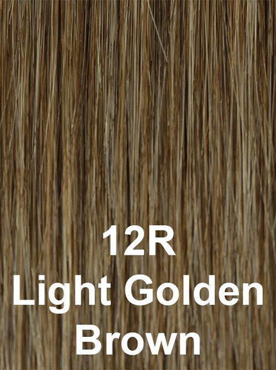 12R | Light Golden Brown
