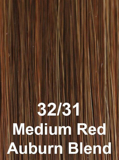 32/31 | Medium Red Auburn Blend