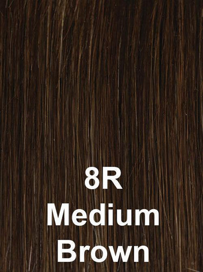 8R | Medium Brown