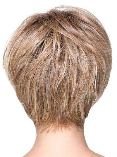Angled Pixie Synthetic Wigs