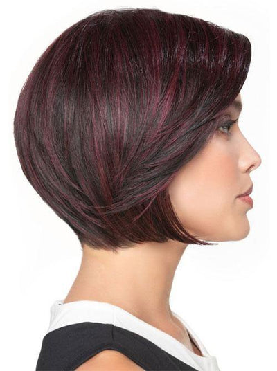 Angled Bob Synthetic Wigs