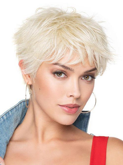 Brushed Pixie Synthetic Hair Wigs