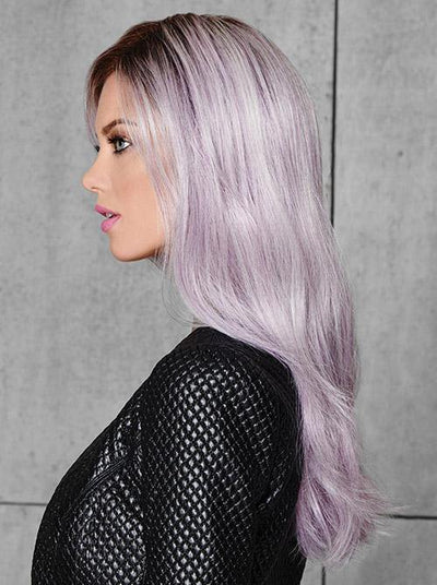 Lilac Frost | Synthetic Wig by Hairdo