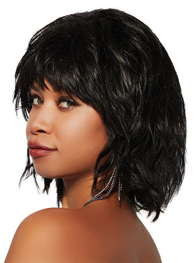 New Wave HF Synthetic Full Lace Wigs