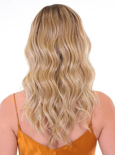 Premium 100% Handmade Topper 18 Wave Toppers Hair Top Pieces