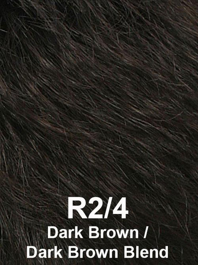 R2/4 | Darkest Brown / Dark Brown Blend