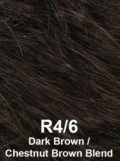 R4/6 | Dark Brown / Chestnut Brown Blend