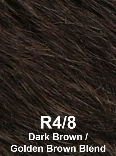 R4/8 | Dark Brown / Golden Brown Blend