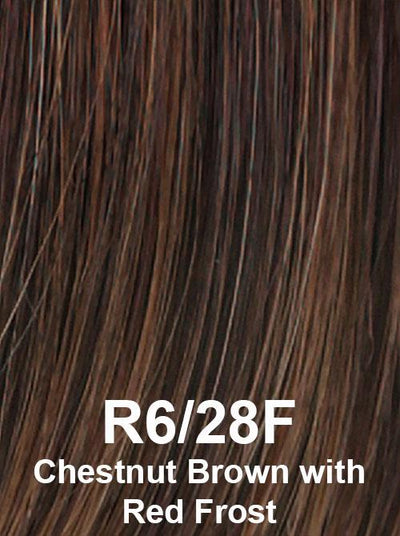 R6/28F | Chestnut Brown with Red Frost