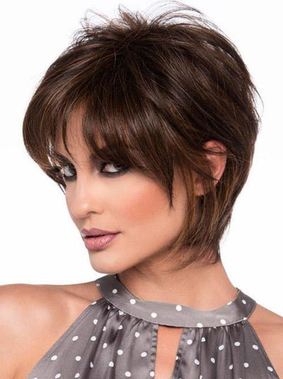 Whitney Human Hair Wigs for Women